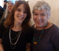Marianne Williamson and Shulamit Sofia